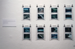 Retrieval (2011), Polaroids, protective sleeves, clamps, and label tags