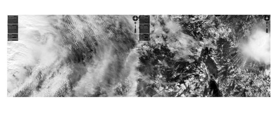 """""""Obscuration- Athens & Bukavu"""", Digital image, 2010"""
