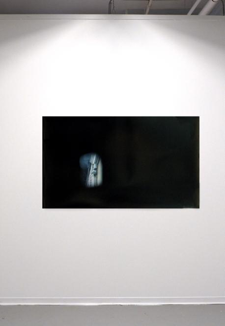 "Street View (store window), (2016). Digital archival prints, 26"" x 44"""