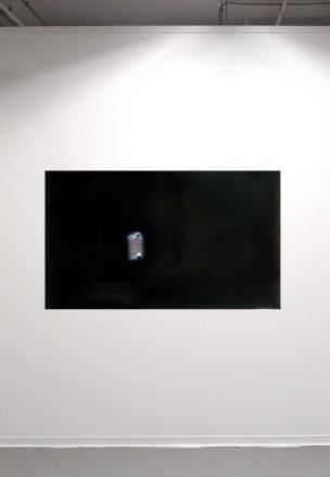 "Street View (corner), (2016). Digital archival prints, 26"" x 44"""